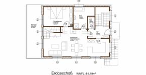 Musterhaus 4 - EG